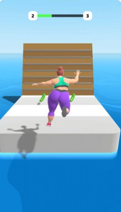 减肥吧小姐姐游戏 截图1