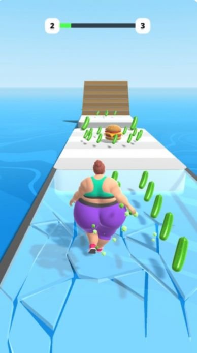 减肥吧小姐姐游戏 截图2