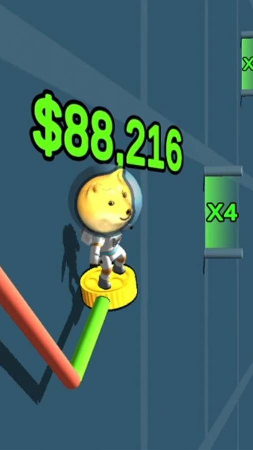 狗狗币赚钱模拟器游戏 截图3