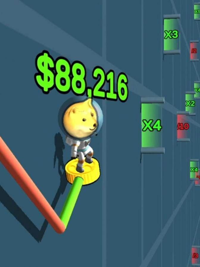 狗狗币赚钱模拟器游戏 截图4