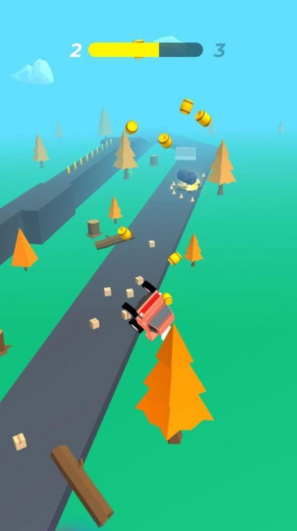 小心翻车啦游戏 截图3