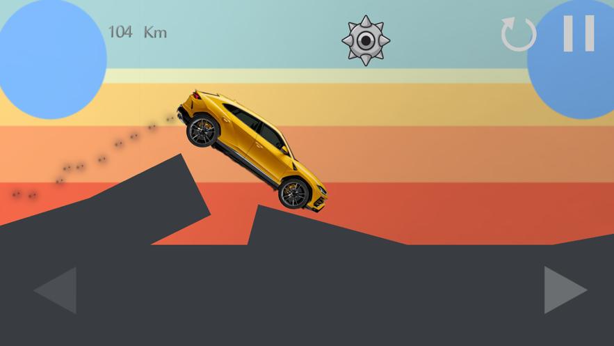 超级跑车越野挑战赛游戏 截图3