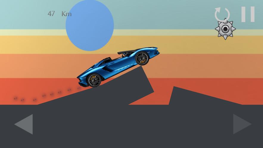 超级跑车越野挑战赛游戏 截图2