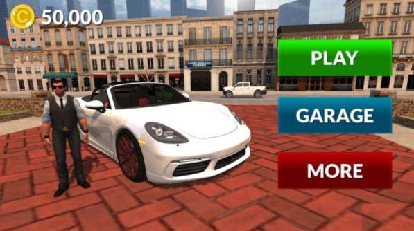 美国高速驾驶模拟器游戏 截图4