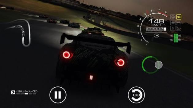 超级房车赛起点grid游戏 截图5