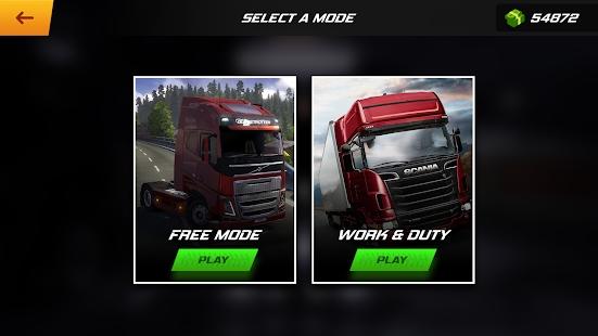 市民卡车模拟游戏 截图2