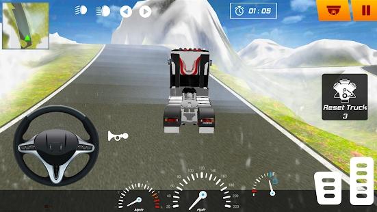 市民卡车模拟游戏 截图3