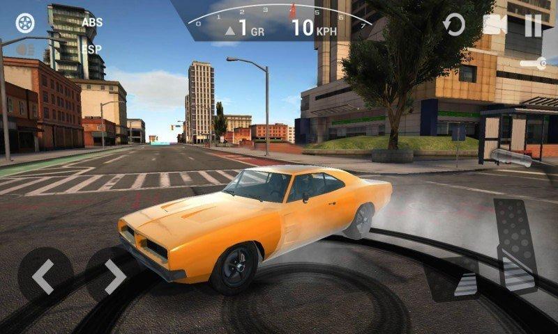 终极汽车模拟游戏 截图2