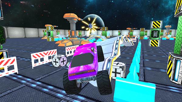 半卡车驾驶员模拟器游戏 截图3
