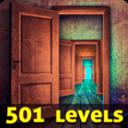 501扇门