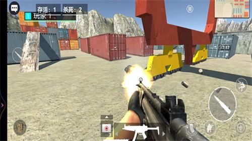 王者狙击英雄3D 截图3